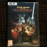 Jeu Video PC Star Wars Old Républic Neuf Sous - jeu StarWars