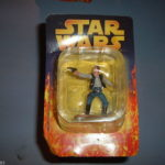 StarWars collection : FIGURINE EN PLOMB STAR WARS NEUVE ATLAS - HAN SOLO