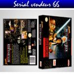 "Boitier du jeu "" SUPER STAR WARS RETURN OF - Occasion StarWars"