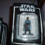 Figurine StarWars : FIGURINE EN PLOMB STAR WARS NEUVE ATLAS - LANDO CALRISSIAN