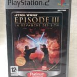 Jeu PS2 PLAYSTATION2 STAR WARS Episode III La - jeu StarWars