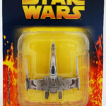 StarWars figurine : Figurine collection Atlas STAR WARS Vaisseaux X-WING Retour du Jedi
