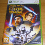 Jeu XBOX 360 - Star wars the clone wars les - Occasion StarWars