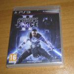 Jeu playstation 3 PS3 - Star wars le pouvoir  - pas cher StarWars