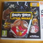 ANGRY BIRDS STAR WARS   ! JEU 3DS  3 DS  NEUF - Occasion StarWars