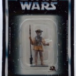 Figurine StarWars : Figurine collection Atlas STAR WARS Chasseur de prime BOUSHH Retour du Jedi