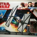 StarWars collection : Hasbro Star Wars The Last Jedi TIE Fighter/TIE Fighter pilot C3224