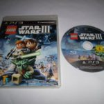 Jeu Playstation 3 - Lego Star Wars III : The - Bonne affaire StarWars