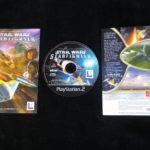 STAR WARS STARFIGHTER : JEU Sony PLAYSTATION - pas cher StarWars