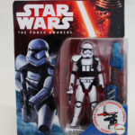 StarWars figurine : Figurine Hasbro STAR WARS The Force awakens STORMTROOPER Squad leader Figure