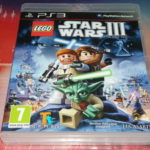 jeu ps3 star wars III 3 lego the clone wars - pas cher StarWars