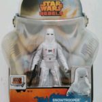 Figurine StarWars : STAR WARS FIGURINE SNOWTROOPER SL12 SÉRIE STAR WARS REBELS EN BOÎTE NEUF