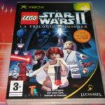 jeu xbox lego star wars la trilogie originale - pas cher StarWars