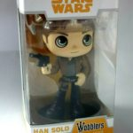 StarWars collection : Figurine Bobblehead Star Wars Solo Han Solo Wobblers 15cm