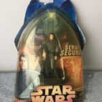 StarWars figurine : Figurine Star Wars ROTS Action Figure - Captain Antilles - Neuf  NISB 2005