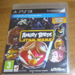 Jeu playstation 3 PS3 - Angry birds star wars - Occasion StarWars