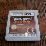 Jeu Nintendo 3ds star Wars Angry birds - pas cher StarWars