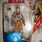 StarWars collection : FIGURINE STAR WARS FORCE LINK  PAIGE RESITANCE GUNNER NEUF HASBRO 2017