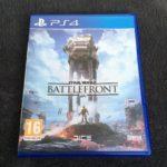 Jeu PS4 Star Wars Battlefront PAL Fr CD état - Occasion StarWars