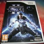 jeu wii wii/u star wars the force unleashed - Avis StarWars