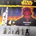StarWars collection : STAR WARS Figurines en plomb Atlas Lot 2