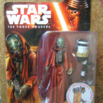 StarWars collection :  STAR WARS THE FORCE AWAKENS SARCO PLANK FIGURINE 10 CM Neuf