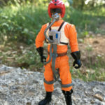 Figurine StarWars : Custom Star Wars Rebel Pilot Joachim Kroll 1/18 figure