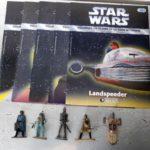 StarWars collection : STAR WARS figurines en plomb Atlas Lot 6