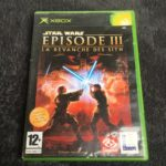 Jeu xBox Star Wars Episode III La Revanche - pas cher StarWars