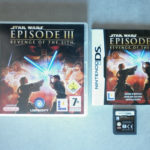 Star Wars Episode III La revanche des Sith - jeu StarWars