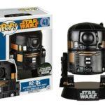 StarWars figurine : Figurine - Pop! Movies - Star Wars - R2-Q5 - Vinyl - Funko