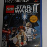Jeu vidéo Sony PS2 playstation 2 Lego Star - Avis StarWars