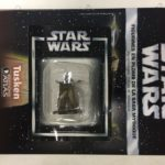 Figurine StarWars : star wars figurine en plomb tusken n36/60 neuve blister fascicule atlas