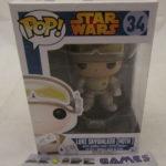 Figurine StarWars : FIGURINE NEUVE FUNKO POP STAR WARS - LUKE SKYWALKER HOTH N°34 (vendeur pro)