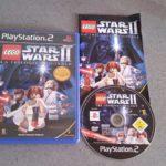 Jeu PS2 LEGO Star Wars II: The Original - pas cher StarWars
