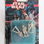 StarWars figurine : Miniatures Figurines Plomb STAR WARS BOUNTY HUNTERS 2 en Boîte 1993