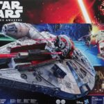 Figurine StarWars : FIGURINE Vaisseaux HASBRO® B3678 STAR WARS™ The Force Awakens Millennium Falcon™