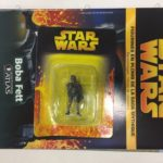 StarWars collection : star wars figurine en plomb bioba fett n20/60 neuve blister fascicule atlas
