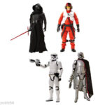 StarWars collection : Star Wars Grande Figurine 51 cm Kylo Ren Poe Dameron Stormtrooper Captain Phasma