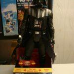 Figurine StarWars : Figurine Star Wars Darth Vader Sabre Laser figure neuf Lights and Sounds Disney