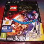 jeu ps3 coffret neuf star wars lego le réveil - Bonne affaire StarWars