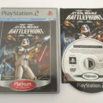 STAR WARS BATTLEFRONT II 2 - SONY PLAYSTATION - Avis StarWars