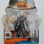 Figurine StarWars : STAR WARS FIGURINE THE INQUISITOR SL03 SÉRIE STAR WARS REBELS EN BOÎTE NEUF