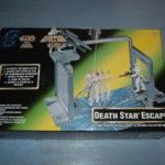 StarWars collection : STAR WARS VINTAGE DIORAMA (c)1997 KENNER - DEATH STAR ESCAPE (neuf)