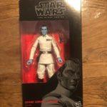 Figurine StarWars : Black series grand admiral thrawn figurine star wars n°47