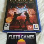 Jeu Star Wars Episode III 3 pour Sony PS2 PAL - Occasion StarWars