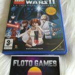Jeu Lego Star Wars 2 pour Sony Playstation 2 - Avis StarWars