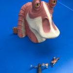 Figurine StarWars :  Star Wars Playset Micro Machines Galoob 1998 figurine polly pocket EPISODE 1 §§