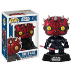 StarWars figurine : Funko POP Star Wars Darth Maul PVC figurine jouets cadeaux à collectionner