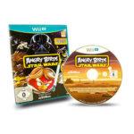 Nintendo Wii U Jeu Angry Birds - Star Wars - jeu StarWars